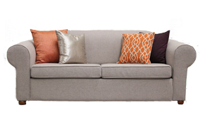Rent or hire Comfortable and versatile 3-seat sofa