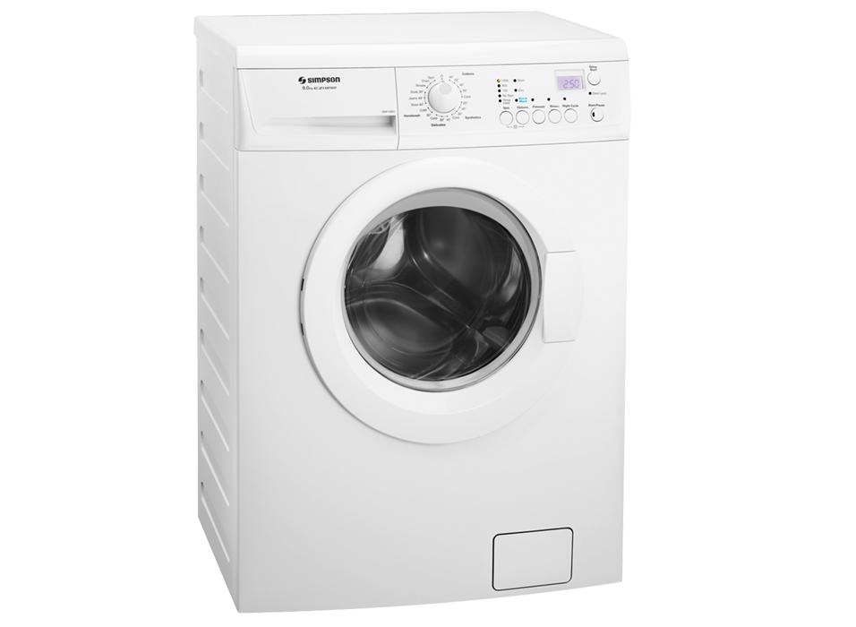 Large front load washing machine (7-8kg)