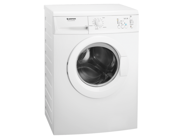 Medium front load washing machine (5.5kg)