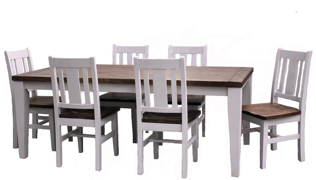 Rent or hire Solid timber Provincial dining suite