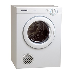 Small (4kg) clothes dryer