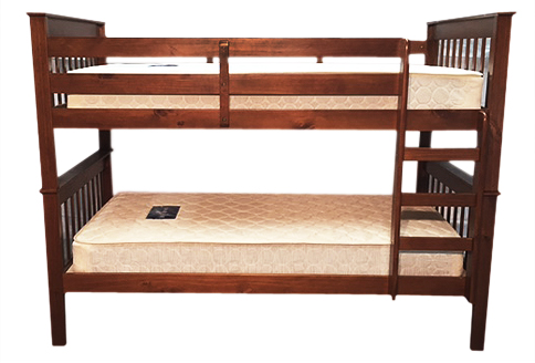 bunk beds to rent
