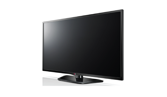 Small LCD/LED TV with DVD (55cm)